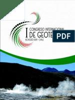 Programa Congreso de Geotermia