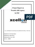 IMC Project 3rd
