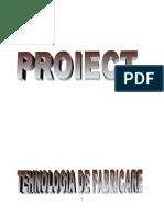 Tehnologia de Fabricare a Pastelor Fainoase