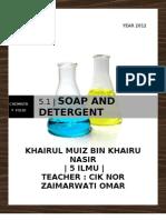 Chemistry Folio - KHAMUKHANA