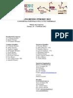Stroke 2012 Programma Last