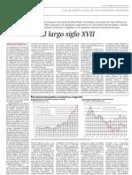 2. Las grandes crisis económicas. El largo siglo XVII, por J. A. Sebastián Amarilla (NEP, 15-1-2012)