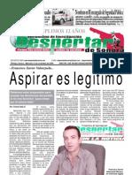 Edicion 12 de Noviembre del 2008