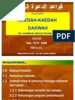 JKT 02 - KAEDAH DAKWAH