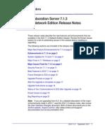Zimbra NE Release Notes 7.1.3