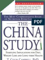 40544558 the China Study