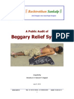 A Public Audit of Beggary Relief System