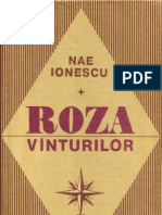 Nae Ionescu - Roza vânturilor