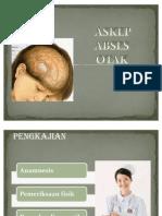 askep abses otak