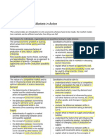 OCR AS Economics Unit F581 Specification Resource Map