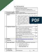 OBE Lecture Plan EME1066 2011 12 Rev5