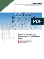 Flat Form Tools