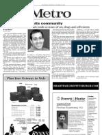 jewish chronicle - scott fried story
