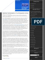 rsi blog - technologies