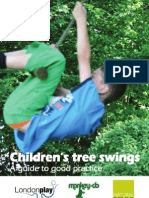 Childrens Tree Swings - A Guide to Good Practice