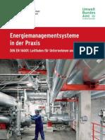 Energiemanagementsysteme in der Praxis DIN EN 16001 Leitfaden für Unternehmen und Organisationen