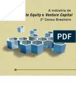 Private Equity e Venture Censo
