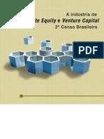 Private Equity e Venture Censo