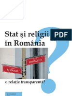 Raport_stat_religii in Romania Si Europa