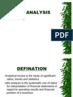 Ratio Analysis Presentation