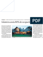 Hotel Ecológico Inkaterra de Perú y su expansión a Cabo Blanco