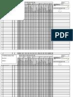 Omsteltijd Analyse Blad (E8)