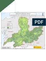 Mapa de usos del suelo CH del Miño-Sil