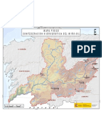 Mapa físico CH del Miño-Sil