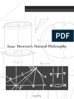 Isaac Newton 039 s Natural Philosophy