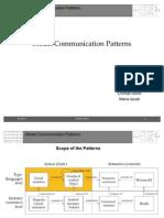 Model Comm Patterns