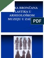 Rimska Broncana Plastika u Arheoloskom Muzeju u Zadru