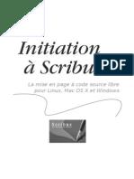 Initiation Scribus