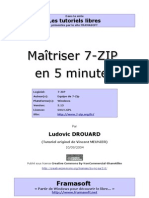 Tutoriel 7 Zip 1