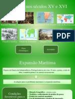 Portugal nos séculos XV e XVI história e geografia 5º ano