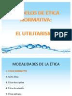 Modelos de Etica Normativa