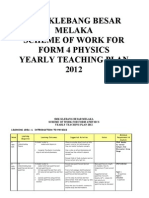 Rpt Physics Form 4 2012