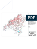 Mapa de las carreteras de Vigo