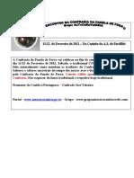 3º Encontro da Confraria da Panela de Ferro - Grupo AuToCaRaVaNiStA