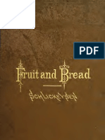 Fruit and Bread