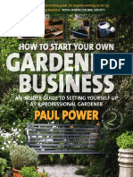 How to Start Your Own Gardening Business 1845281756