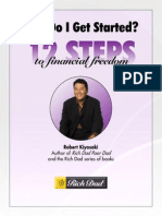 12 Steps to Financial Freedom-Robert Kiyosaki