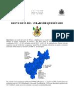 BREVE GUÍA DEL ESTADO DE QUERÉTARO