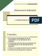 Clase Sobre La Democracia Industrial 09[1]