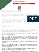 Lei Ijui Estatuto Dos Servidores 2012