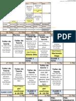cronograma EOD 2012