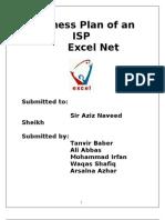 ISP Busniess Plan