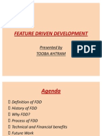 FDD by Tooba