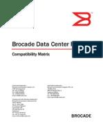 Brocade Compatibility Matrix 080513