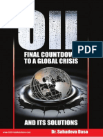 Oil - Final Countdown to a Global Crisis and Its Solutions