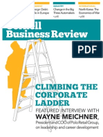 Cornell Business Review CBR Sp11 Final